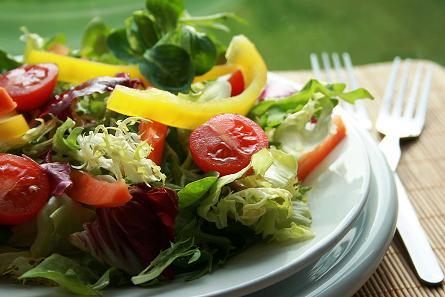 Употребляем здоровую пищу