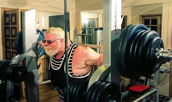Упражнения Дикуля - полный курс