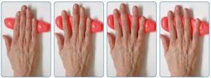 Упражнения для разминки пальцев рук