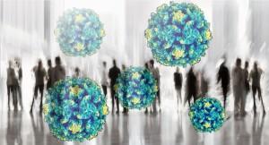 Вирус Эпштейна — Барр (ВЭБ), вирус герпеса человека 4-го типа, ассоциирован со злокачественными опухолями эпителиального и лимфоидного происхождения
