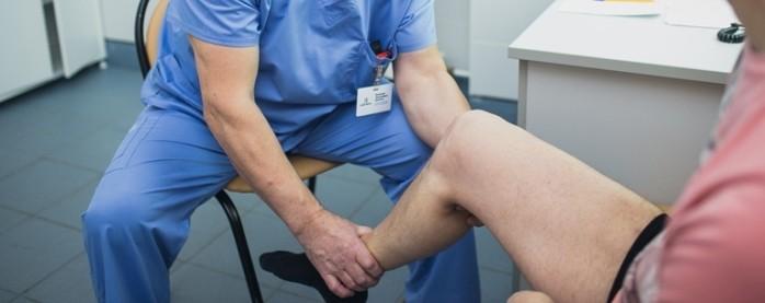 Повреждение медиального мениска коленного сустава: лечение разрыва заднего рога медиального мениска