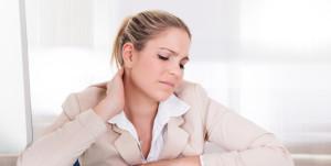Шейная мигрень. Симптомы и лечение