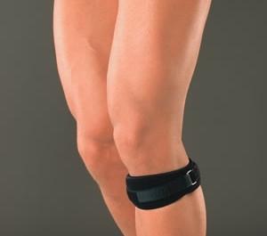 Даже после лечения колено может остаться неровным