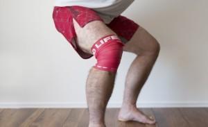 У спортсменов часто бывают воспаления суставов, в т.ч. тендинит
