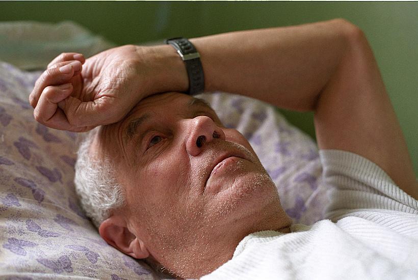 Апатия у пациента после инсульта
