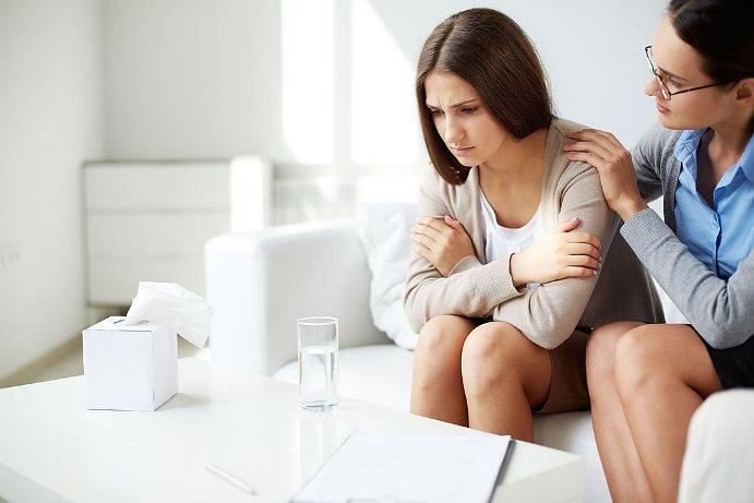 Врач поможет в лечении депрессии