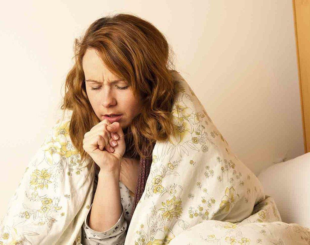 Дерет горло и сухой кашель - как вылечить правильно