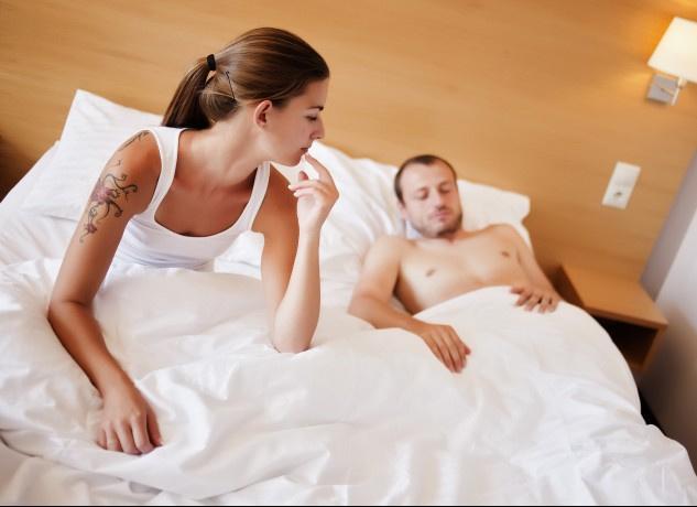 До 12% женщин имеют аллергию на сперму