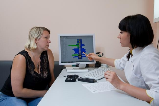 Консультация врача по вопросам лечения остеохондроза обязательна