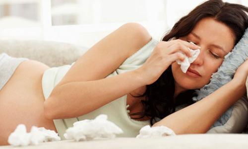 Конъюнктивит во время беременности