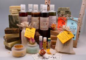 Косметика, шампуни, мыло