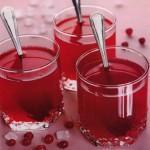 Натуральные соки, компоты и кисели из фруктов и ягод