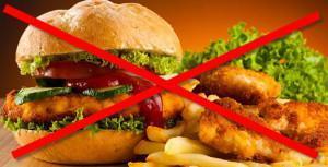 Несбалансированное или нерегулярное питание