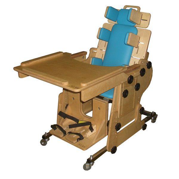 Опоры для сидения с углом наклона до 90°