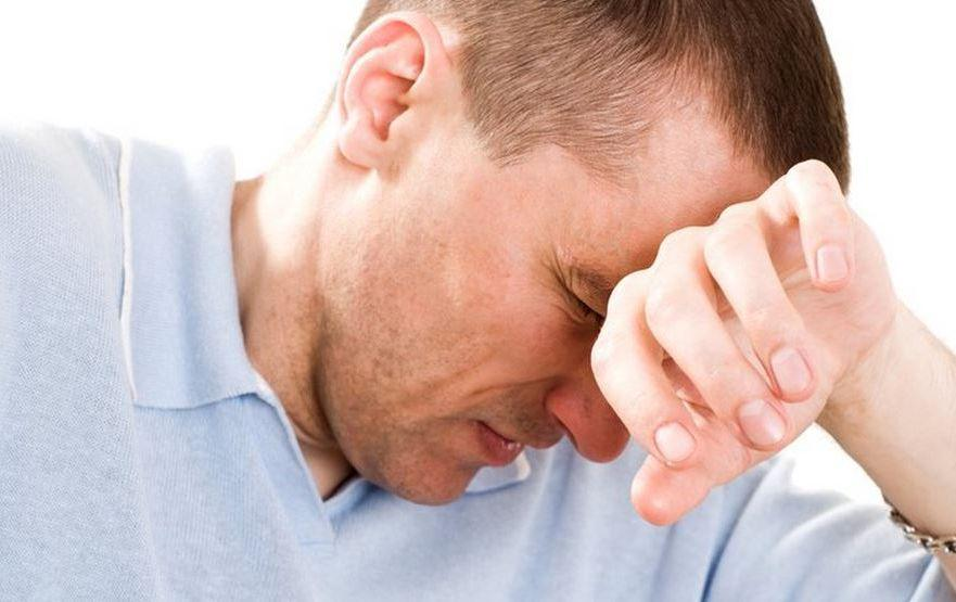 Основные клинические симптомы ВСД