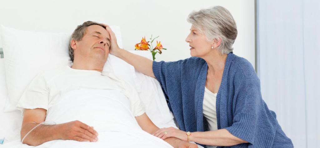 После инсульта больной должен прилагать силы для восстановления