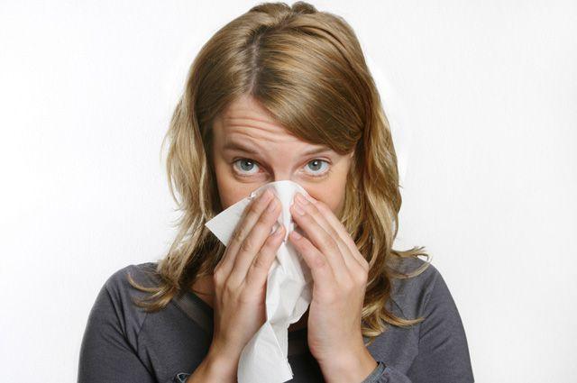 Правильно высмаркивайте нос