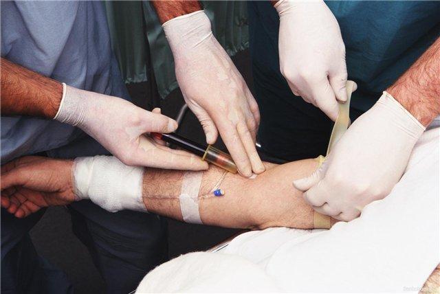 Процедура выполняется в клинике