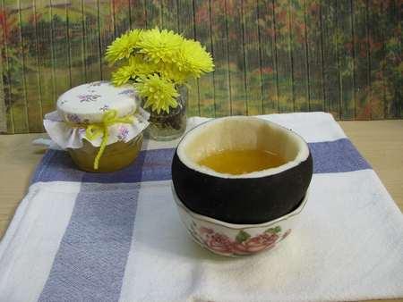 Сок редьки с медом