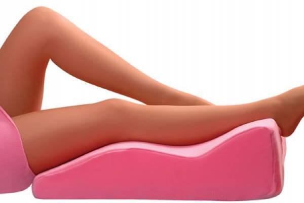 Специальная подушка для ног
