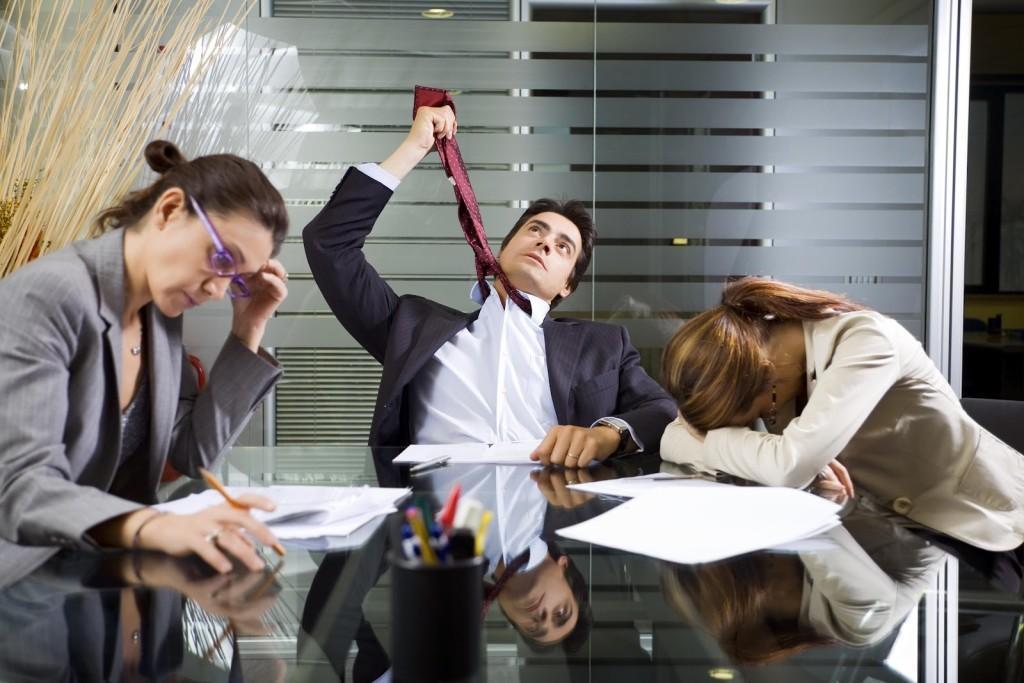 Стрессы, нервное перенапряжение - факторы, влияющие на появление проктосигмоидита