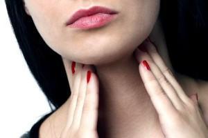Тиреоидит щитовидной железы - симптоматика