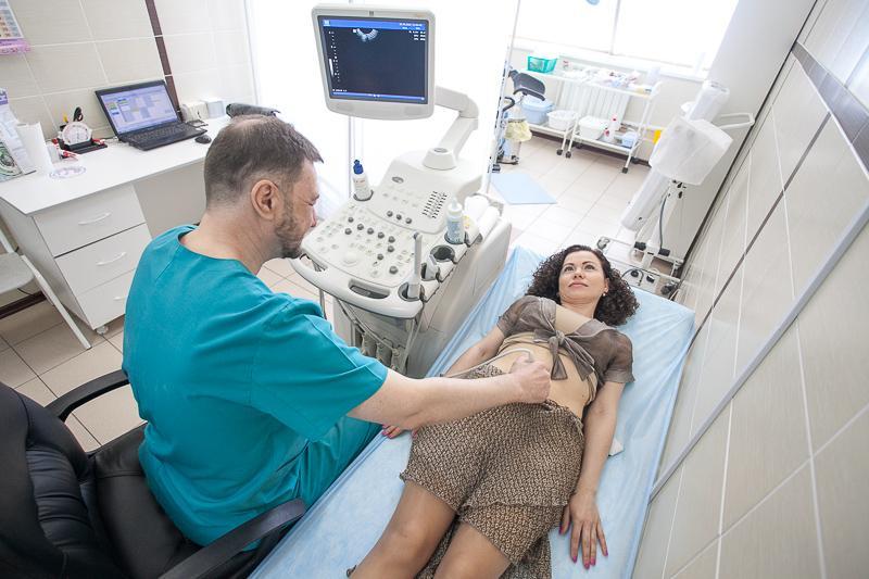 УЗИ при подозрении на внематочную беременность