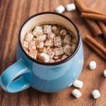 Черный кофе, какао