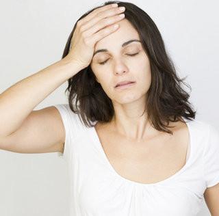 Анемия - симптоматика