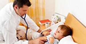 Гайморит у детей - симптомы