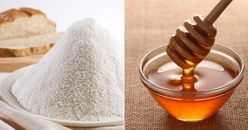 Мука и мед