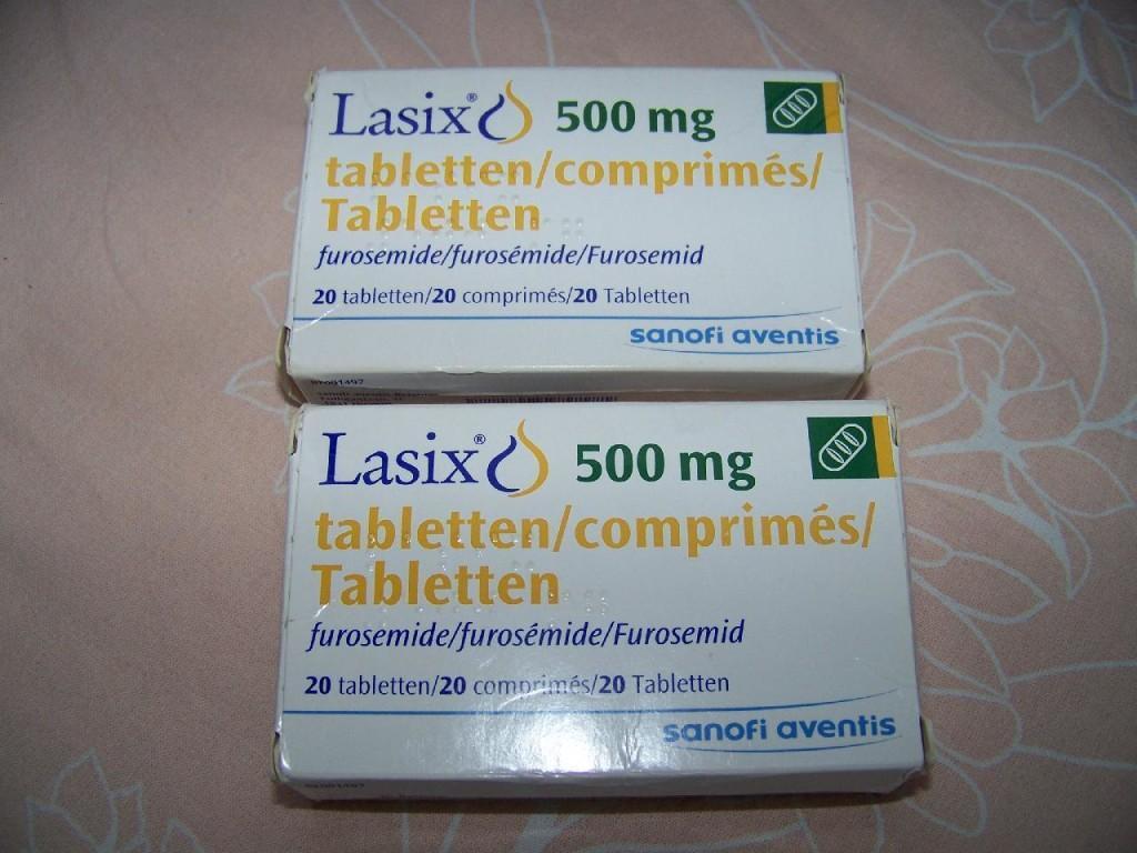 Lasix таблетки