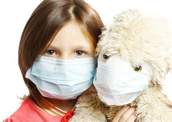 Профилактика гриппа и ОРВИ для детей: памятка