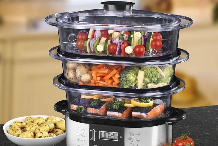 Для людей перенесших инсульт рекомендуется приготовление пищи на пару