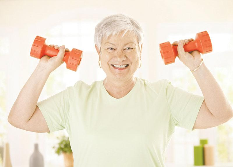 Занятие спортом помогают предотвратить инсульт