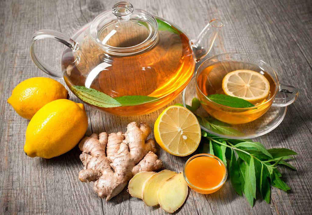 Имбирный чай помогает повысить потенцию и справиться с простатитом