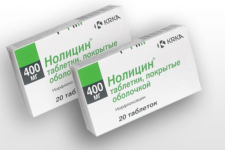 Нолицин - это эффективное средство в борьбе с циститом
