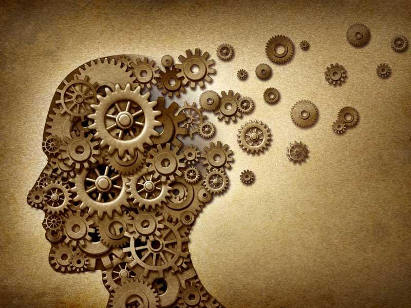 Один из признаков деменции - это изменения ощущения себя в мире и пространстве