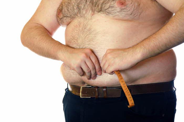 Одной из причин появления аденома простаты является лишний вес