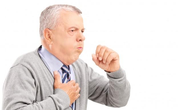 Одышка и сухой кашель - это признаки левожелудочковой сердечной недостаточности