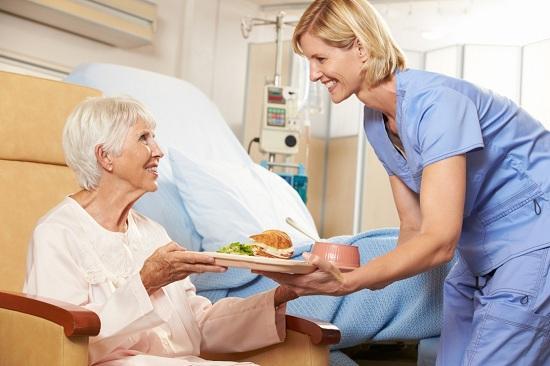 Питание при инсульте в первые дни