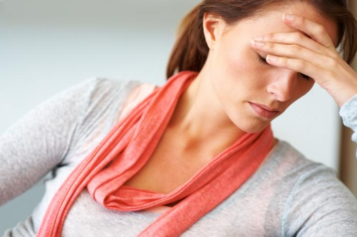 Потеря волос – один из первичных признаков психического расстройства