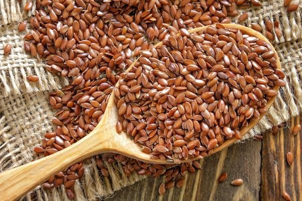 Семена льна очищают желудок от токсических веществ
