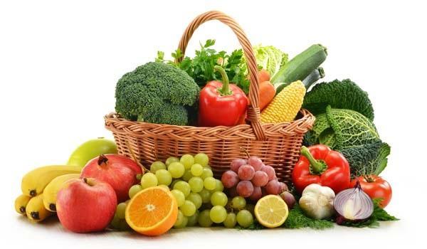 Во время лечения дерматита полезно употреблять много овощей