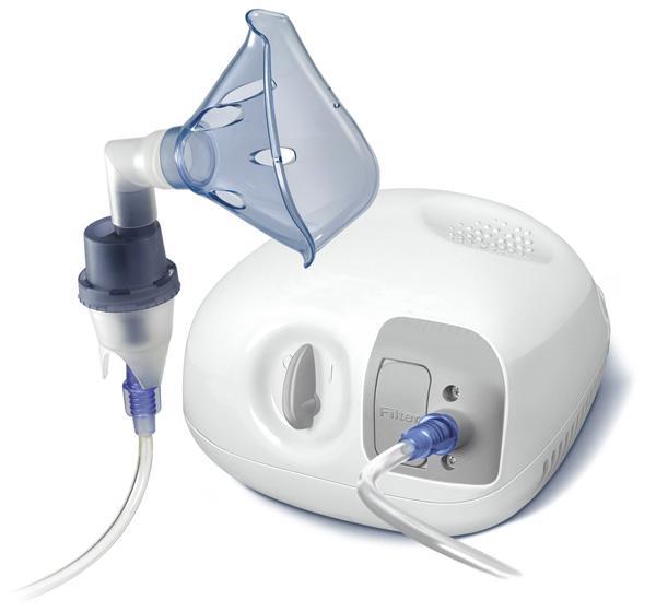 Ингаляции с помощью небулайзера помогают избежать осложнений и не дают воспалению спуститься к бронхам