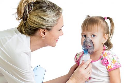 ингаляция при боли в горле небулайзером