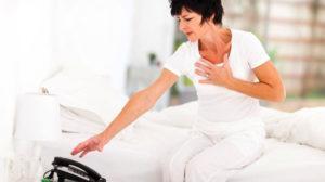 Инфаркт: симптомы, первые признаки у женщин
