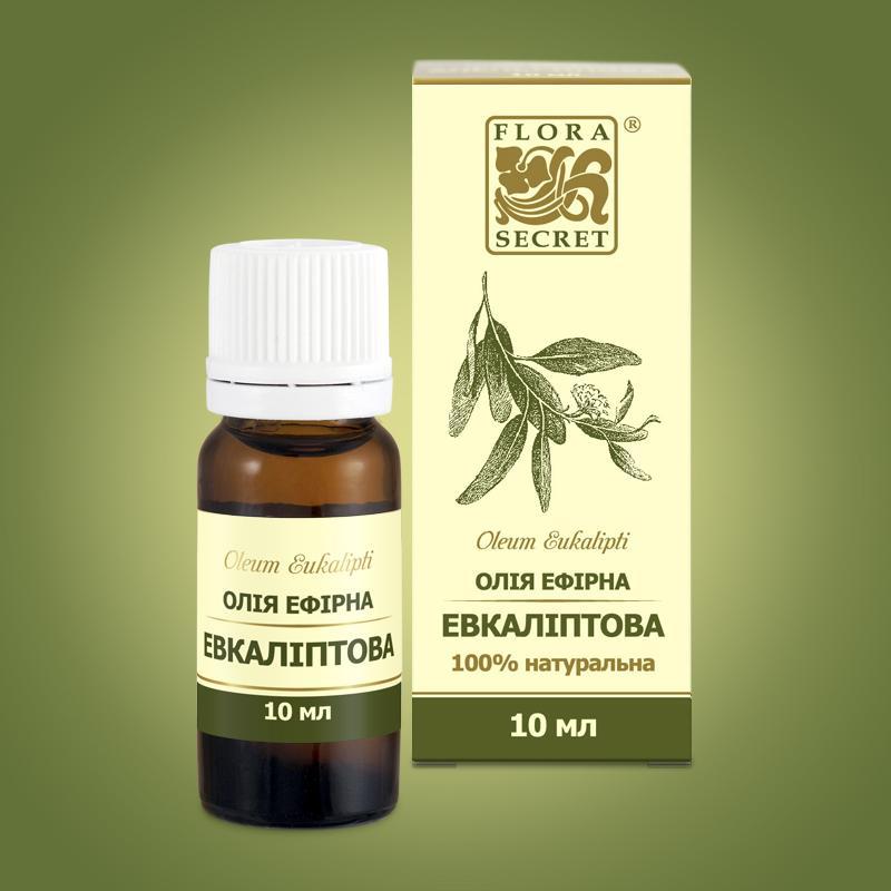 Компрессы с эвкалиптовым маслом эффективно устраняют боли в горле