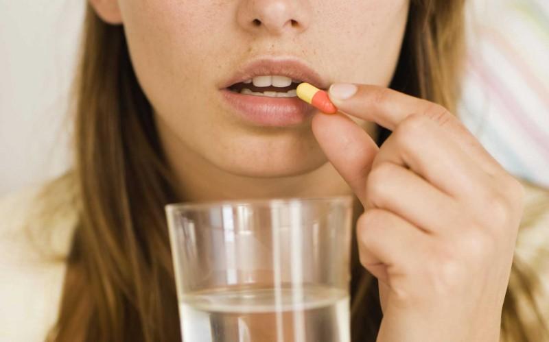 Таблетки для лечения прыщей на лице