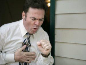 Одышка при сердечной недостаточности: лечение